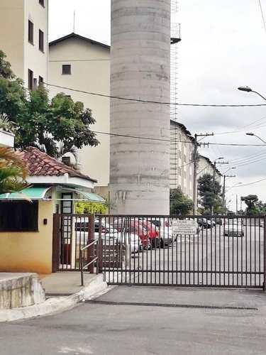 Apartamento, código 1659 em Guarulhos, bairro Parque Uirapuru
