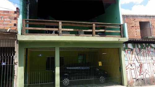 Casa, código 1675 em Guarulhos, bairro Macedo