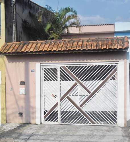 Sobrado, código 1679 em Guarulhos, bairro Jardim Presidente Dutra
