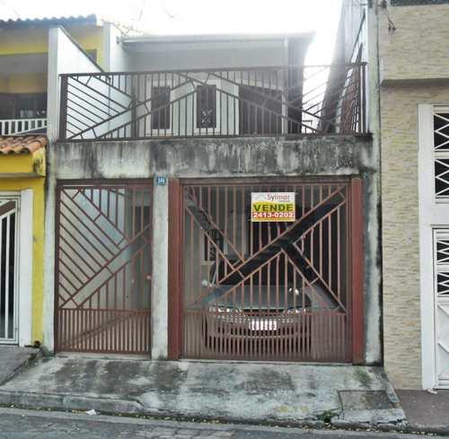 Sobrado, código 1682 em Guarulhos, bairro Jardim Presidente Dutra