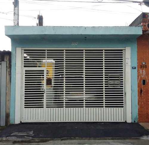 Sobrado, código 1686 em Guarulhos, bairro Jardim Presidente Dutra