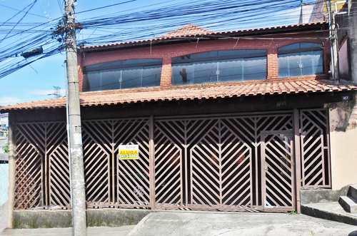 Sobrado, código 1715 em Guarulhos, bairro Cidade Jardim Cumbica