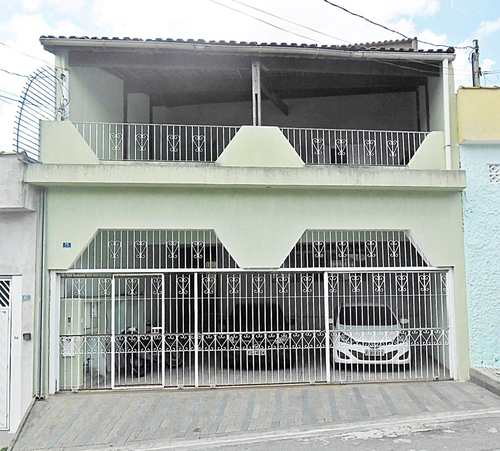 Casa, código 1720 em Guarulhos, bairro Cidade Soimco