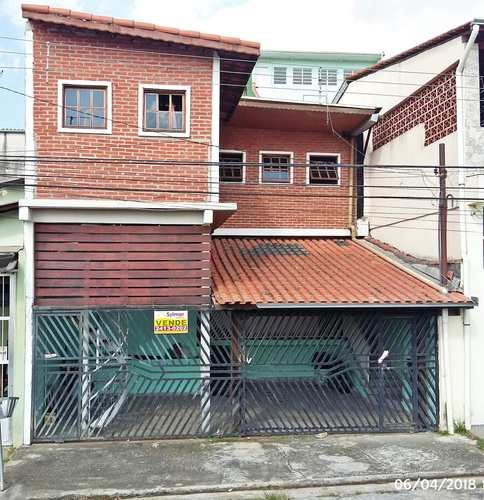 Casa, código 1721 em Guarulhos, bairro Conjunto Residencial Paes de Barros
