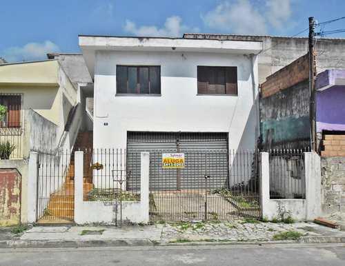 Casa Comercial, código 1728 em Guarulhos, bairro Cidade Soimco