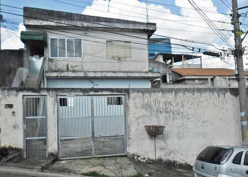 Casa, código 1738 em Guarulhos, bairro Conjunto Residencial Paes de Barros