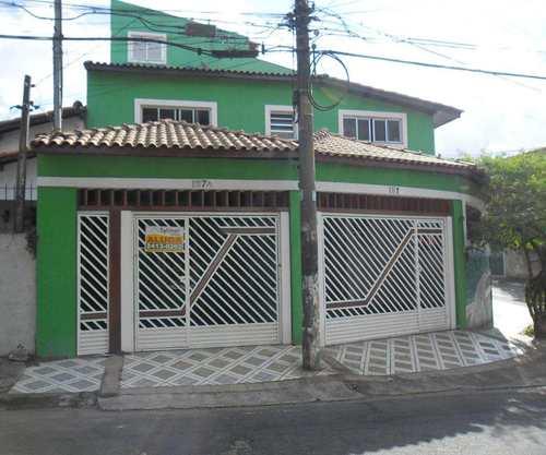 Casa, código 1786 em Guarulhos, bairro Conjunto Residencial Paes de Barros