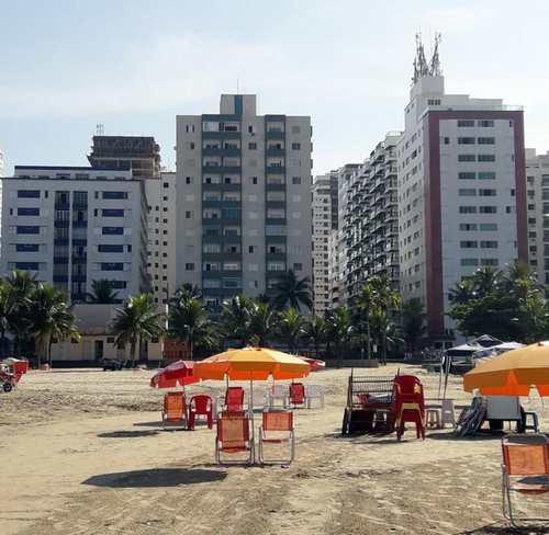 Apartamento, código 1791 em Praia Grande, bairro Canto do Forte