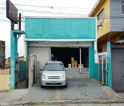 Salão, código 1825 em Guarulhos, bairro Cidade Jardim Cumbica
