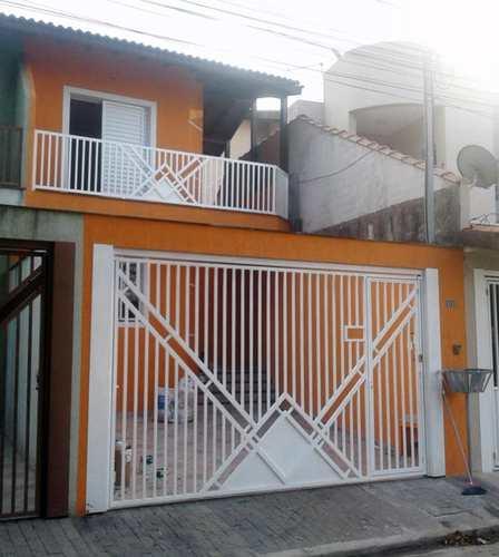 Sobrado, código 1841 em Guarulhos, bairro Jardim Santa Clara