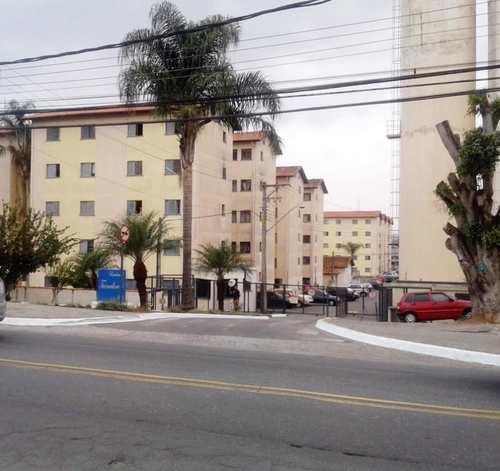 Apartamento, código 1847 em Guarulhos, bairro Jardim São João