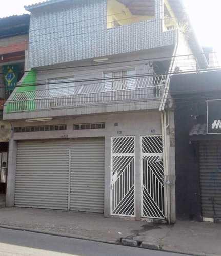 Kitnet, código 1854 em Guarulhos, bairro Jardim Novo Portugal