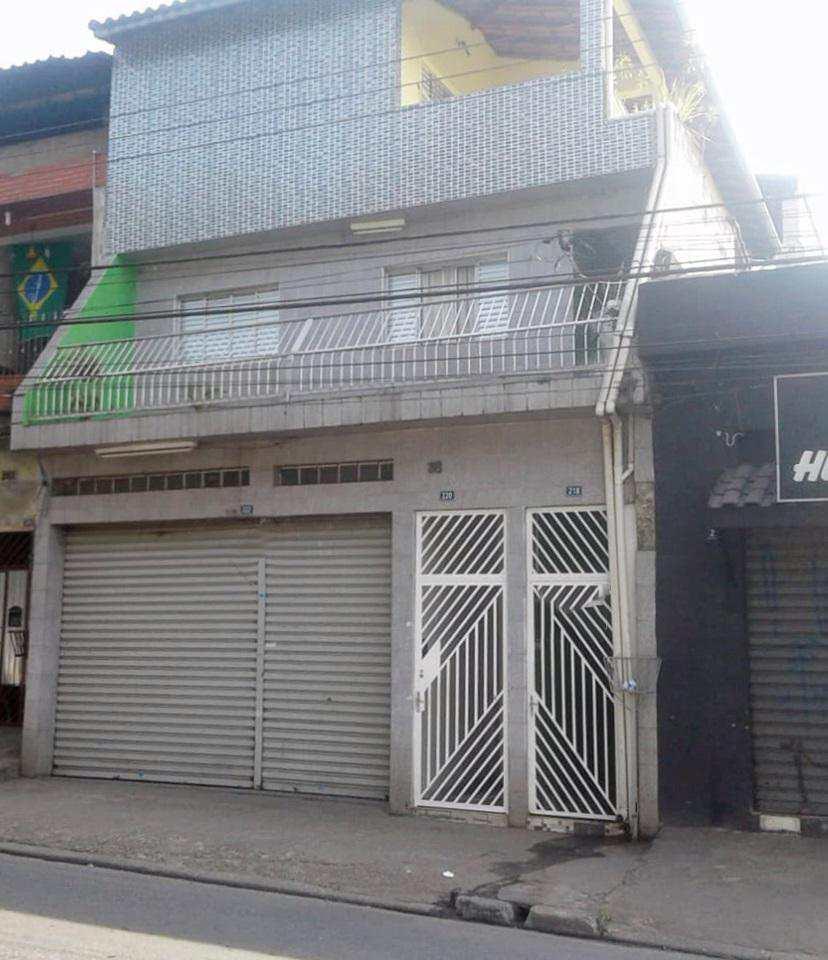 Kitnet em Guarulhos, bairro Jardim Novo Portugal