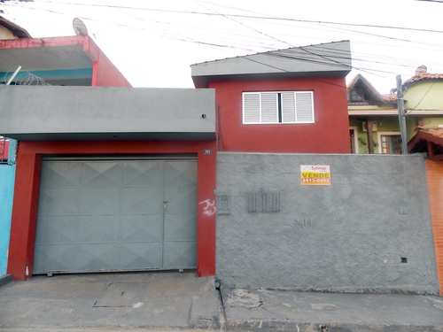 Sobrado, código 1857 em Guarulhos, bairro Cidade Soimco