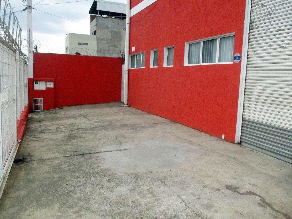 Galpão Industrial em Guarulhos, bairro Cidade Jardim Cumbica