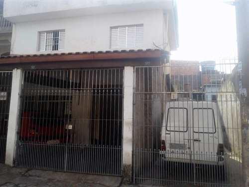 Sobrado, código 1895 em Guarulhos, bairro Jardim Cumbica