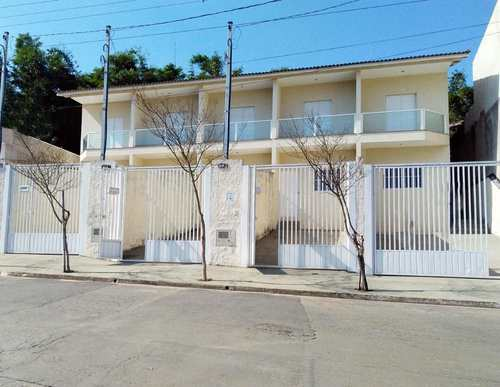 Sobrado, código 1896 em Itaquaquecetuba, bairro Parque Residencial Marengo