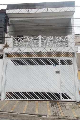 Sobrado, código 1903 em Guarulhos, bairro Jardim São Manoel