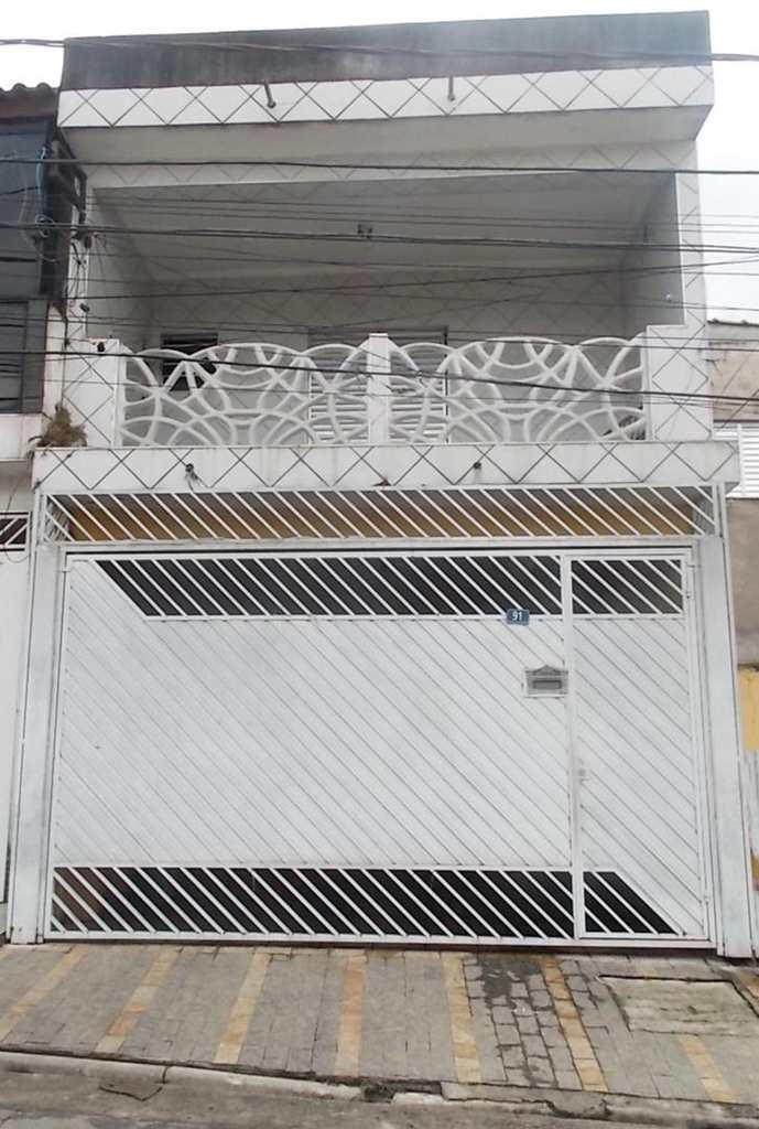 Sobrado em Guarulhos, bairro Jardim São Manoel