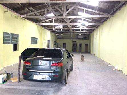Galpão Industrial em São Bernardo do Campo, bairro Baeta Neves