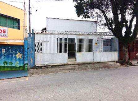 Galpão Industrial, código 1907 em São Bernardo do Campo, bairro Baeta Neves
