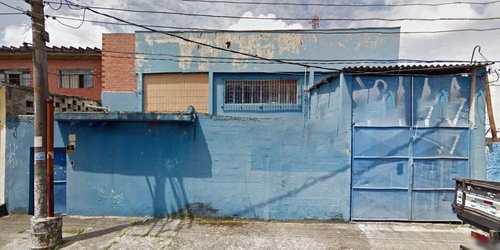 Galpão Industrial, código 1908 em Diadema, bairro Serraria