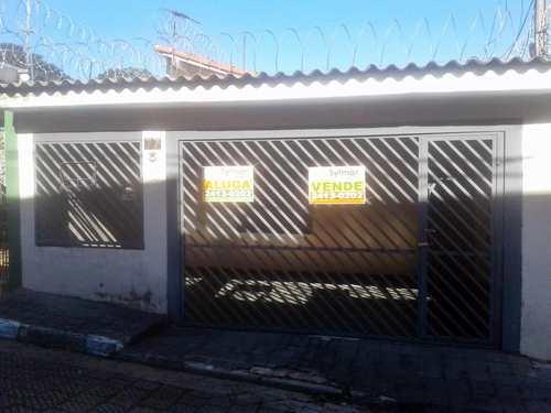 Casa, código 1921 em Guarulhos, bairro Vila São Paulo