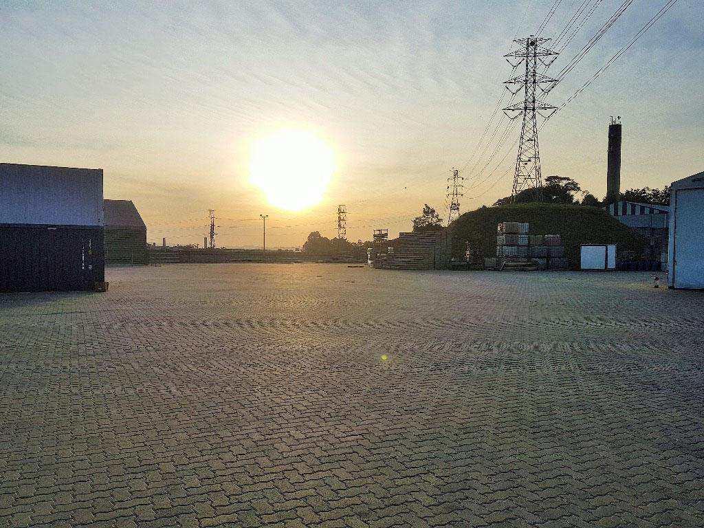 Terreno Industrial em Guarulhos, no bairro Jardim Cumbica