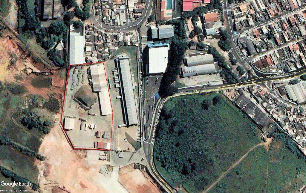Terreno Industrial em Guarulhos, bairro Jardim Cumbica