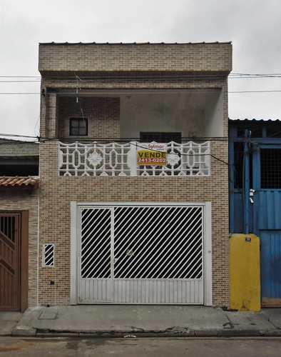 Sobrado, código 1944 em Guarulhos, bairro Jardim das Andorinhas