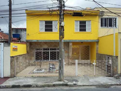 Sobrado, código 1954 em São Paulo, bairro Vila Guilherme