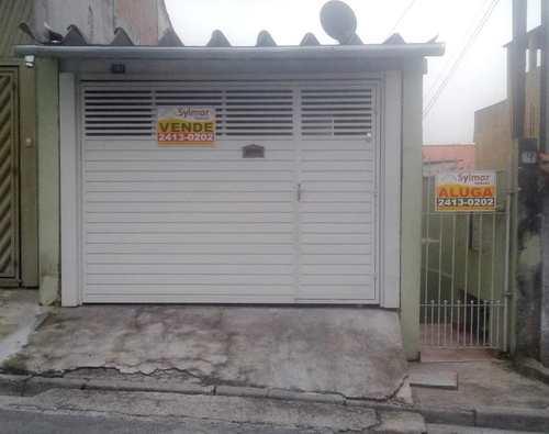 Sobrado, código 1988 em Guarulhos, bairro Jardim São Manoel