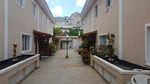 Sobrado de Condomínio, código 2049 em São Paulo, bairro Vila Leonor