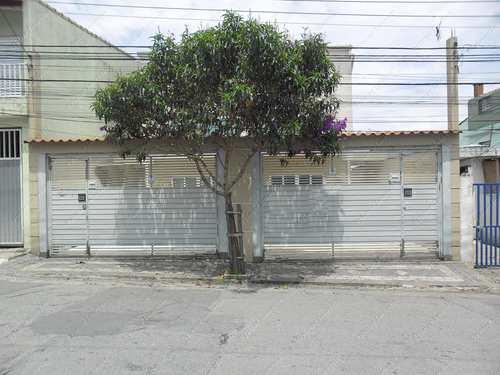 Sobrado, código 2098 em Guarulhos, bairro Jardim Cumbica