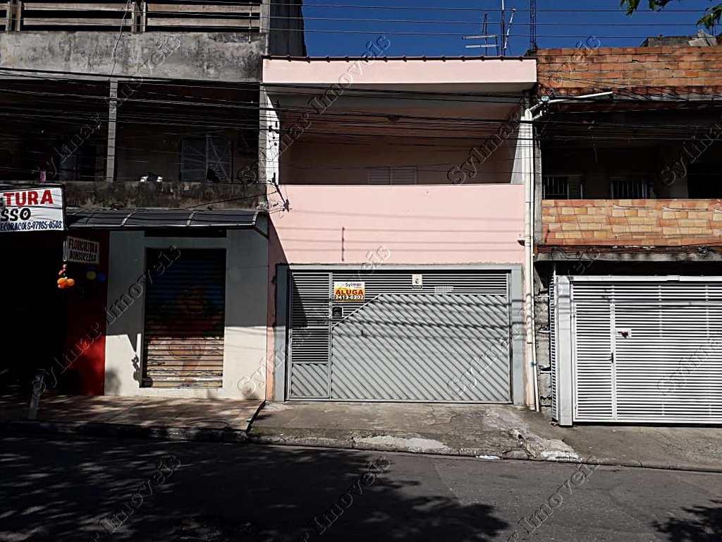 Sobrado em Guarulhos, bairro Jardim do Triunfo