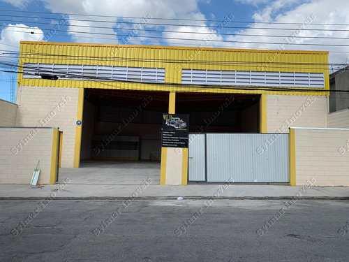 Galpão, código 2120 em Guarulhos, bairro Cidade Jardim Cumbica
