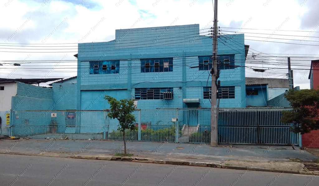 Galpão Industrial em Guarulhos, bairro Cidade Industrial Satélite de São Paulo
