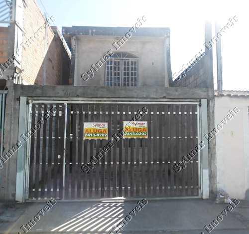 Sobrado, código 2216 em Guarulhos, bairro Jardim Presidente Dutra