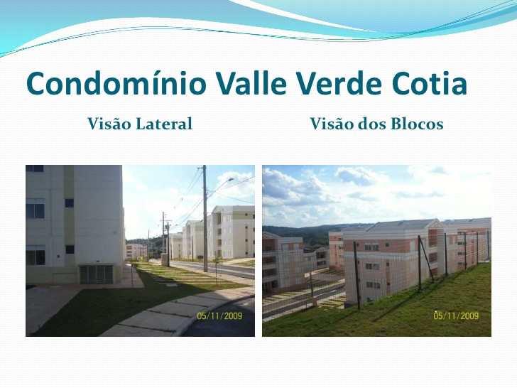 Empreendimento em Cotia, no bairro Jardim Ísis