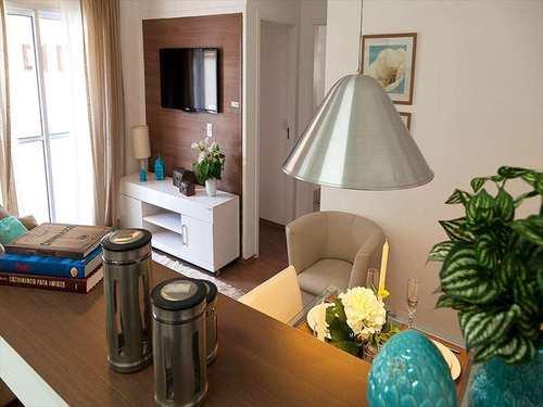 Apartamento, código 738 em Barueri, bairro Parque Viana