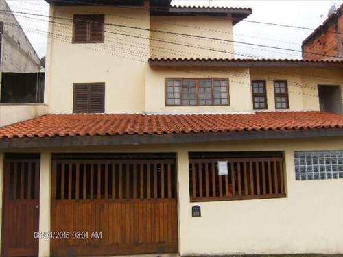 Casa, código 636 em Jandira, bairro Jardim Patriarca