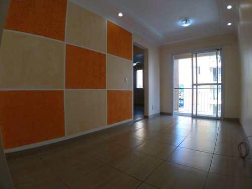 Apartamento, código 157 em Jandira, bairro Jardim São Luiz
