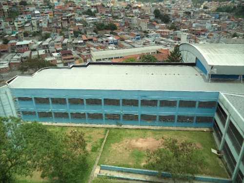 Apartamento, código 134 em Barueri, bairro Recanto Phrynea