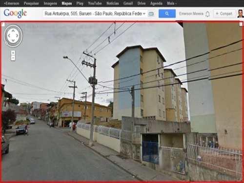 Apartamento, código 80 em Barueri, bairro Recanto Phrynea