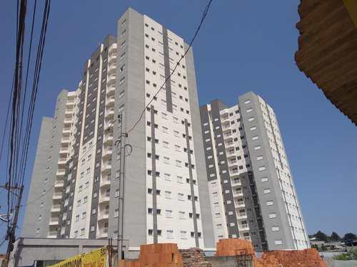 Apartamento, código 887 em Barueri, bairro Parque Viana