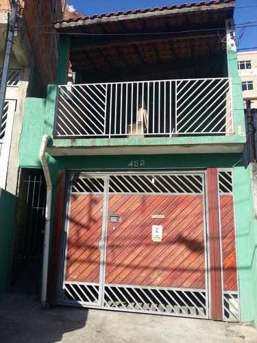 Casa, código 917 em Barueri, bairro Parque dos Camargos