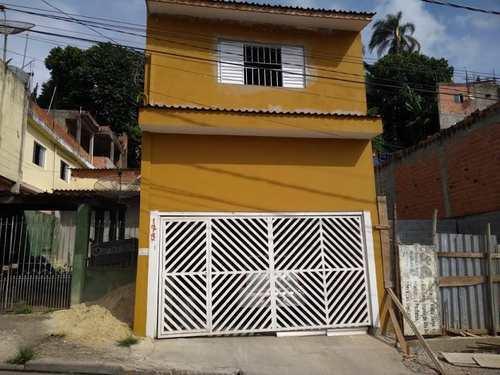 Casa, código 1004 em Santana de Parnaíba, bairro Cidade São Pedro - Gleba A