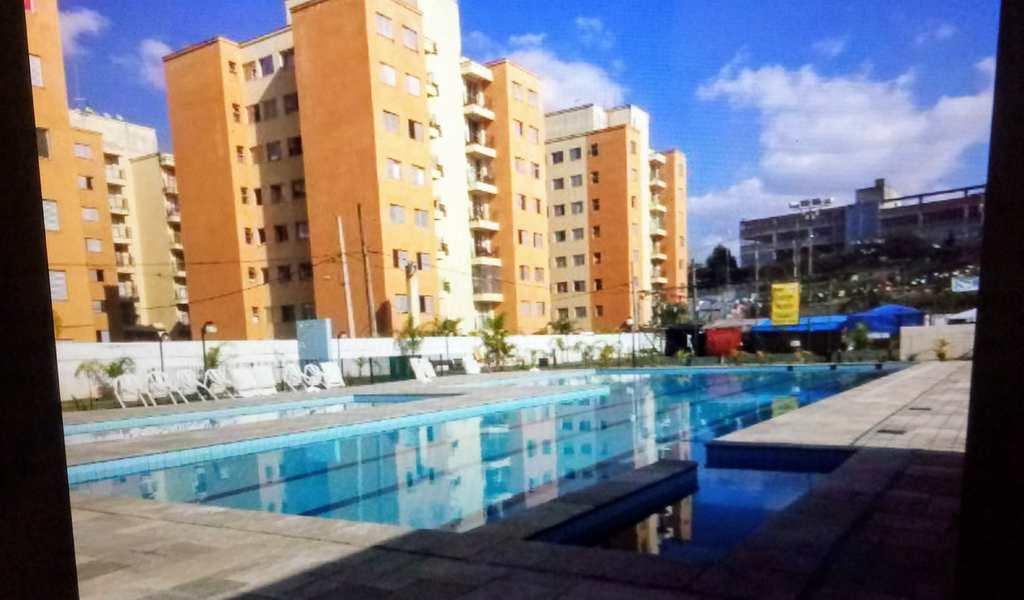 Apartamento em Jandira, bairro Jardim São Luiz