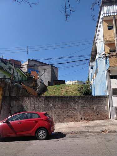 Terreno, código 1006 em Barueri, bairro Parque dos Camargos