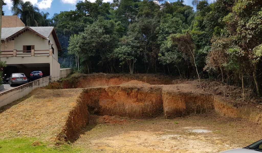 Terreno em Barueri, bairro Parque Viana